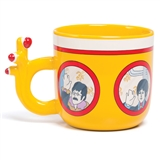 Yellow Submarine Color-Changing Mug