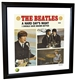 Beatles 'A Hard Day's Night' Framed Lithograph