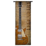 Legendary Guitar Wall Tapestry