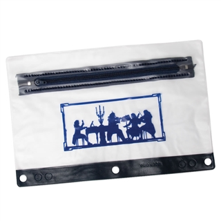 Classical Quartet Pencil Pouch