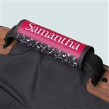 Personalized Luggage Handle Wrap
