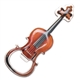 Violin Magnetic Bottle Opener