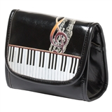 Keyboard Melody Make-Up Bag