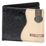 Acoustic Guitar Folding Wallet
