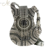 Mary Frances 'On Tour' Guitar Handbag