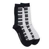 Women's Piano Socks