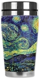 Van Gogh Starry Night Tall Travel Mug