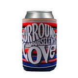 Woodstock 'Surround Yourself With Love' Can Cozy