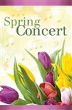 Spring Concert School Program Covers