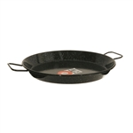 "14"" Enameled Steel Paella Pan"