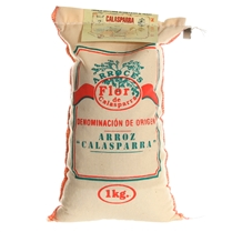 Calasparra Rice D.O., 1 kilo bag