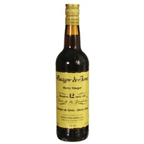 Paez Marilla Reserva 12 Years D.O. Sherry Vinegar - 750ml bottle