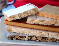 turron from Spain Spanish