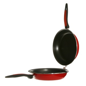 Nonstick Tortilla Pan - 2-PIece Set