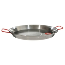 """AS IS"" Carbon Steel Paella Pans - (various sizes)"