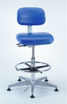 Cleanroom ESD Chair: Bevco: 5501ECR