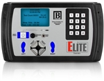 ELITE COMPLETE BARCODE Tester with , Footplate, cables & basic software included (wall mountable)