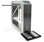 ELITE COMPLETE BARCODE Tester  with Integrated S.S. Turnstile, Footplate, cables & basic software