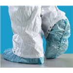 "MTI SHO1B423 16"" Large Disposable Shoe Cover"