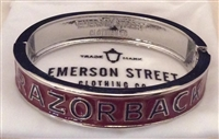 Emerson Street UA Razorbacks Bangle-3 STYLES
