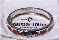 UA Crimson Tide Bangle Cuff