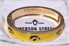 UI Hawkeyes Bangle Cuff