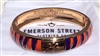 Emerson Street Clemson Tigers Bangle