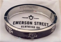 Emerson Street Texas A&M Aggies Bangle