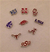 Memory Locket Floating Charms-Collegiate