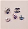 Memory Locket Floating Charms-Life Events