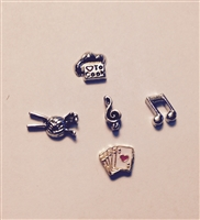 Memory Locket Floating Charms-Hobbies
