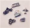 Memory Locket Floating Charms-Transportation