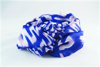 Shelly Flexible Wrap-Blue & Pink SALE REG $25
