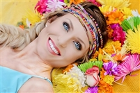Brie Beaded Headband SALE REG $18