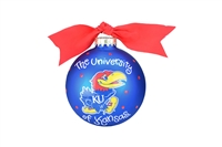University of Kansas Jayhawks Ornament-2 STYLES