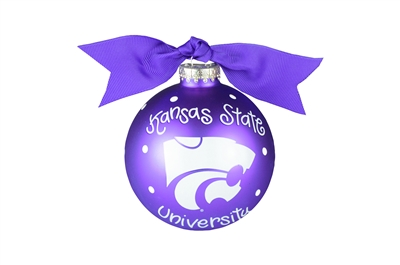 Kansas State University Wildcats Ornament