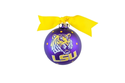 Lousiana State University Tigers Ornament-2 STYLES