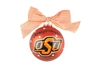 Oklahoma State University Cowboys Ornament-2 STYLES