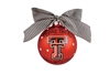 Texas Tech University Red Raiders Ornament-2 STYLES