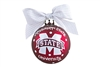 Mississippi State Bulldogs Ornament-2 STYLES