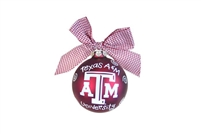 Texas A&M Aggies Ornament-2 STYLES