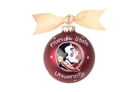 Florida State Seminoles Ornament