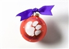 Clemson Tigers  Logo Ornament