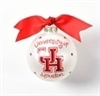 University of Houston Cougars Ornament