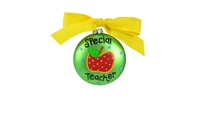 Special Teacher Ornament