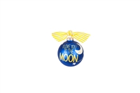 Love You to the Moon Ornament