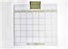 Happy Everything Magnetic Dry Erase Calendar-30 inch
