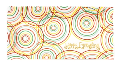 "Happy Everything 11"" Tray-3 Styles"