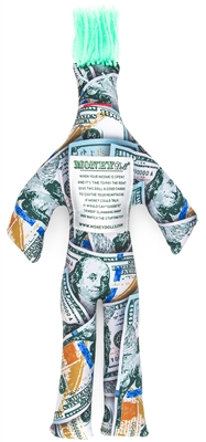 Dammit Money Doll
