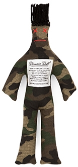 Dammit CAMO Doll